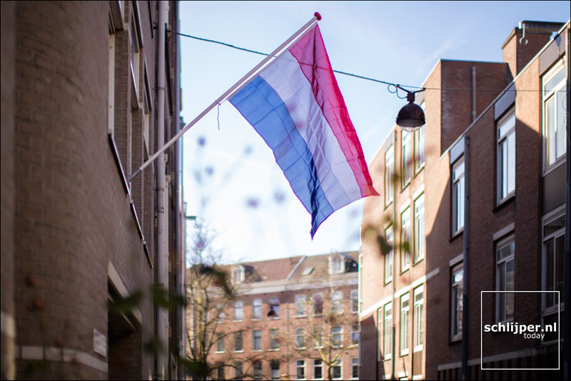 Nederland, Amsterdam, 15 maart 2017