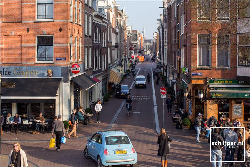 Nederland, Amsterdam, 16 maart 2017