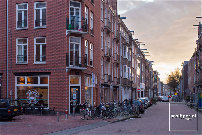 Nederland, Amsterdam, 19 maart 2017