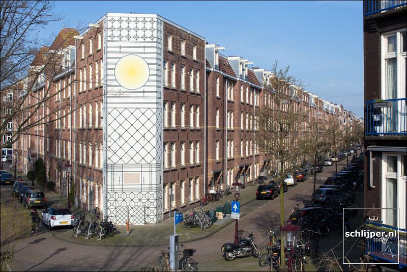 Nederland, Amsterdam, 23 maart 2017