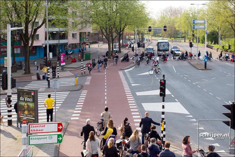 Nederland, Amsterdam, 4 april 2017