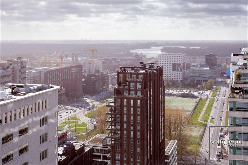 Nederland, Amsterdam, 6 april 2017