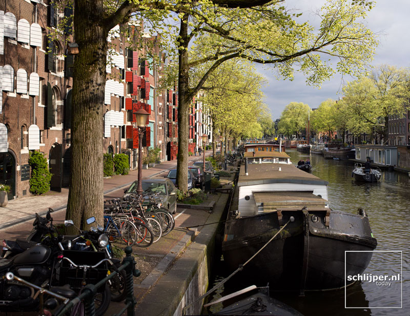 Nederland, Amsterdam, 7 april 2017