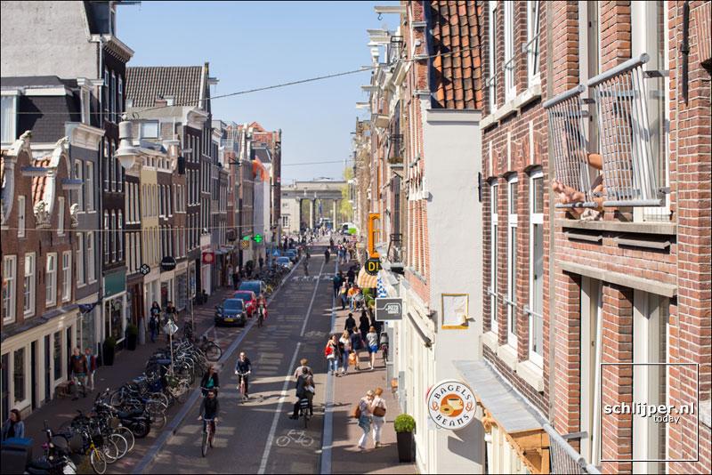 Nederland, Amsterdam, 9 april 2017