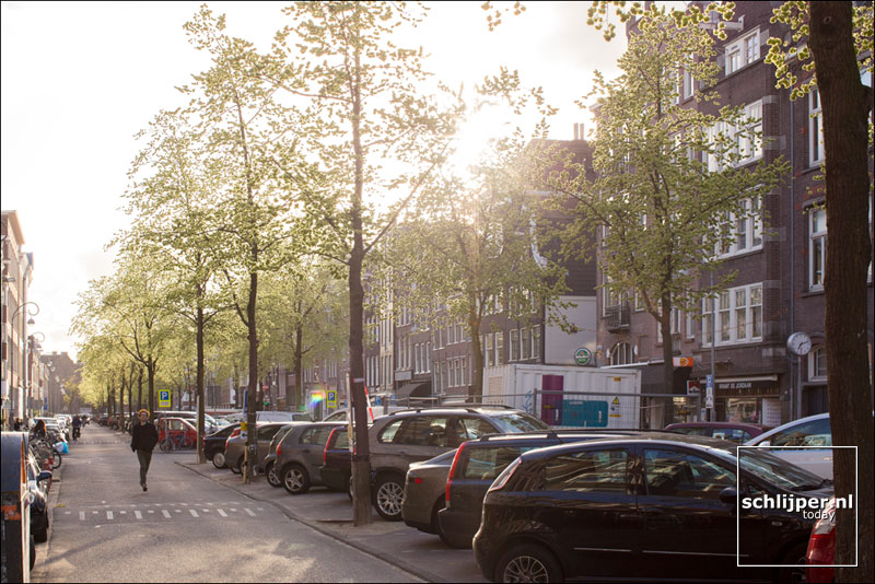 Nederland, Amsterdam, 10 april 2017