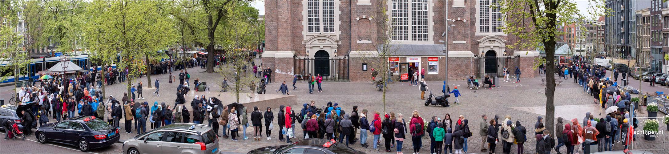 Nederland, Amsterdam, 12 april 2017