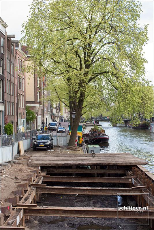 Nederland, Amsterdam, 13 april 2017
