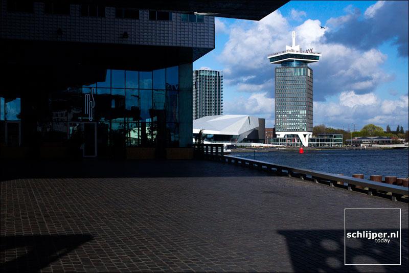 Nederland, Amsterdam, 15 april 2017