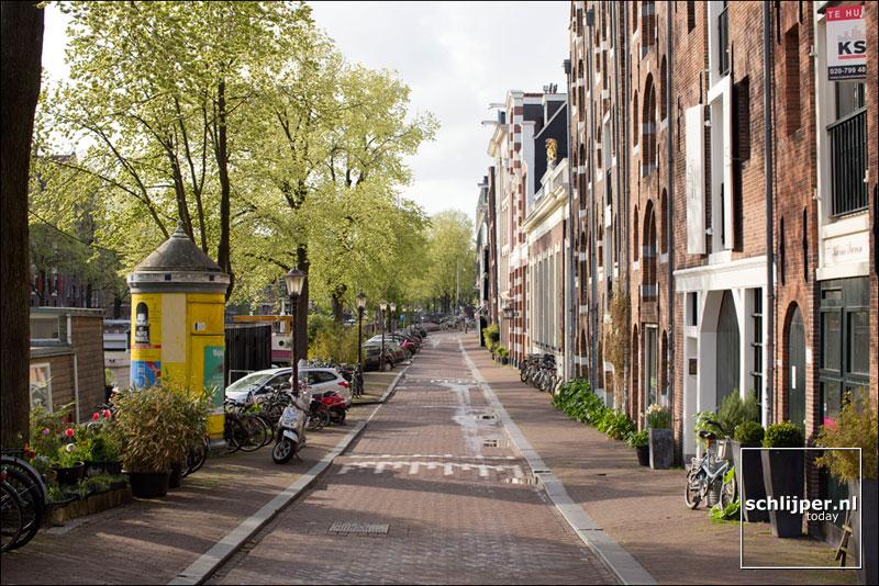 Nederland, Amsterdam, 16 april 2017