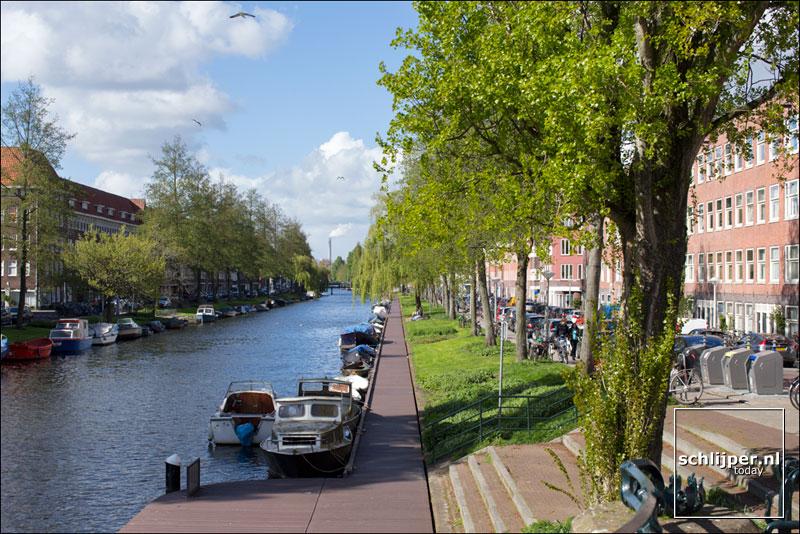 Nederland, Amsterdam, 17 april 2017