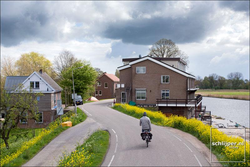 Nederland, Kedichem, 18 april 2017