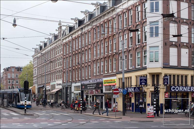 Nederland, Amsterdam, 20 april 2017