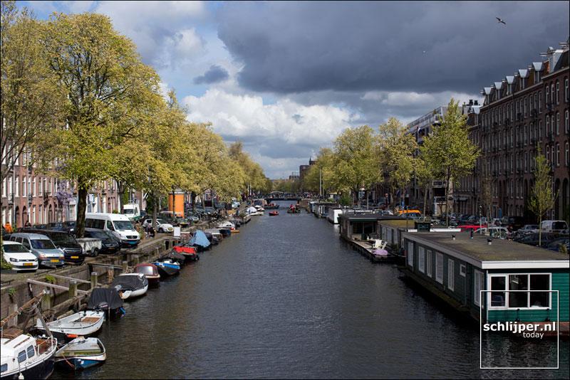 Nederland, Amsterdam, 27 april 2017