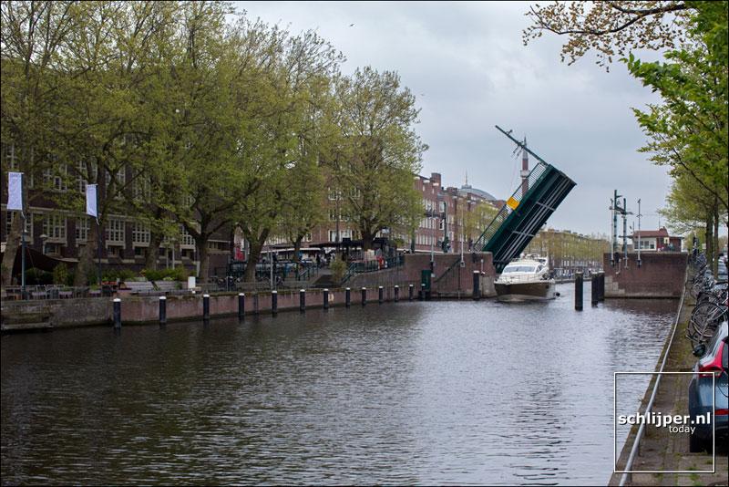 Nederland, Amsterdam, 3 mei 2017