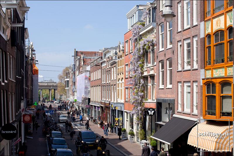 Nederland, Amsterdam, 6 mei 2017