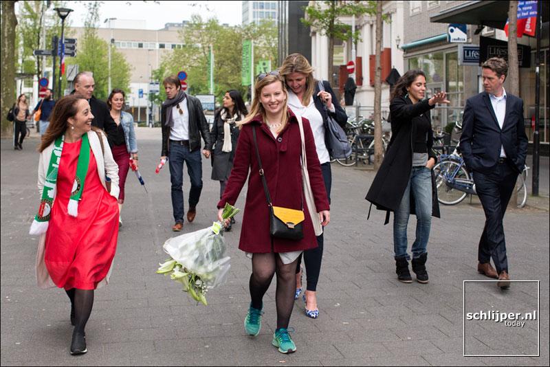 Nederland, Rotterdam, 6 mei 2017