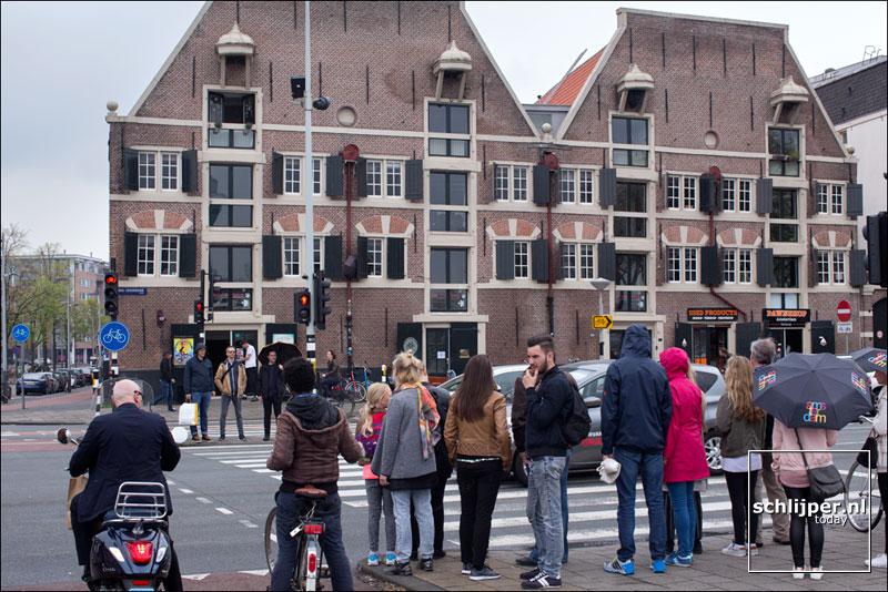 Nederland, Amsterdam, 13 mei 2017
