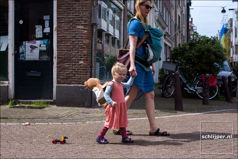 Nederland, Amsterdam, 16 mei 2017