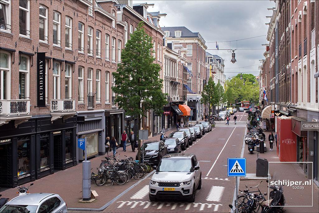 Nederland, Amsterdam, 18 mei 2017