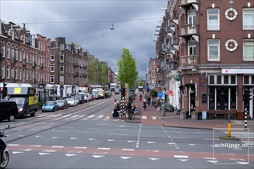 Nederland, Amsterdam, 19 mei 2017