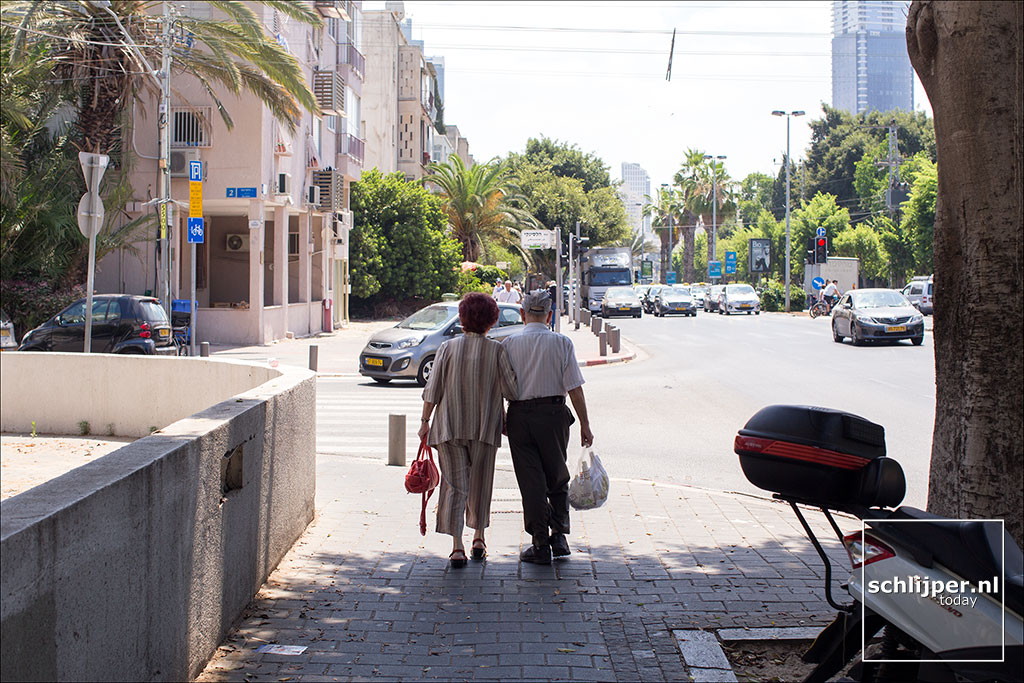 Israel, Tel Aviv, 10 januari 2017