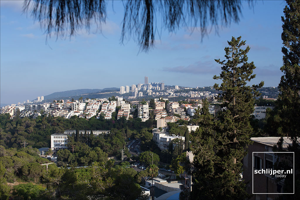 Israel, Haifa, 12 juni 2017