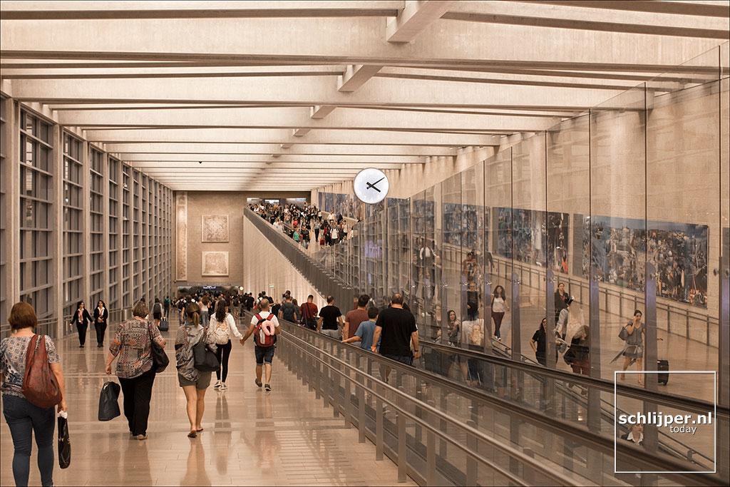 Israel, Ben Gurion Airport, 18 juni 2017