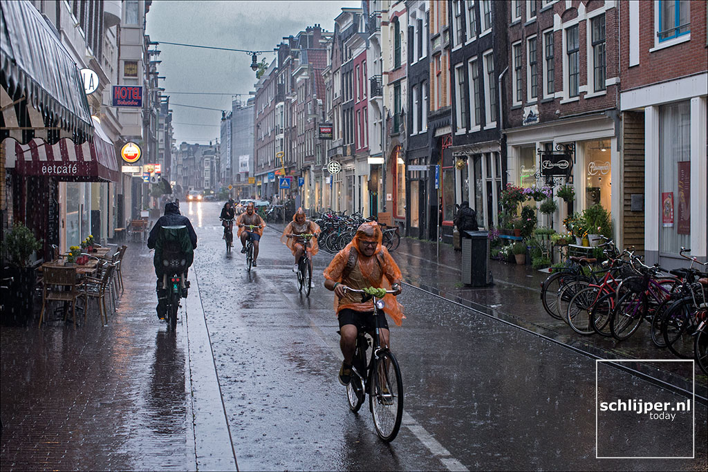 Nederland, Amsterdam, 22 juni 2017