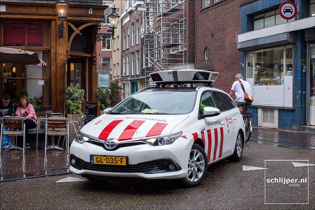 Nederland, Amsterdam, 28 juni 2017