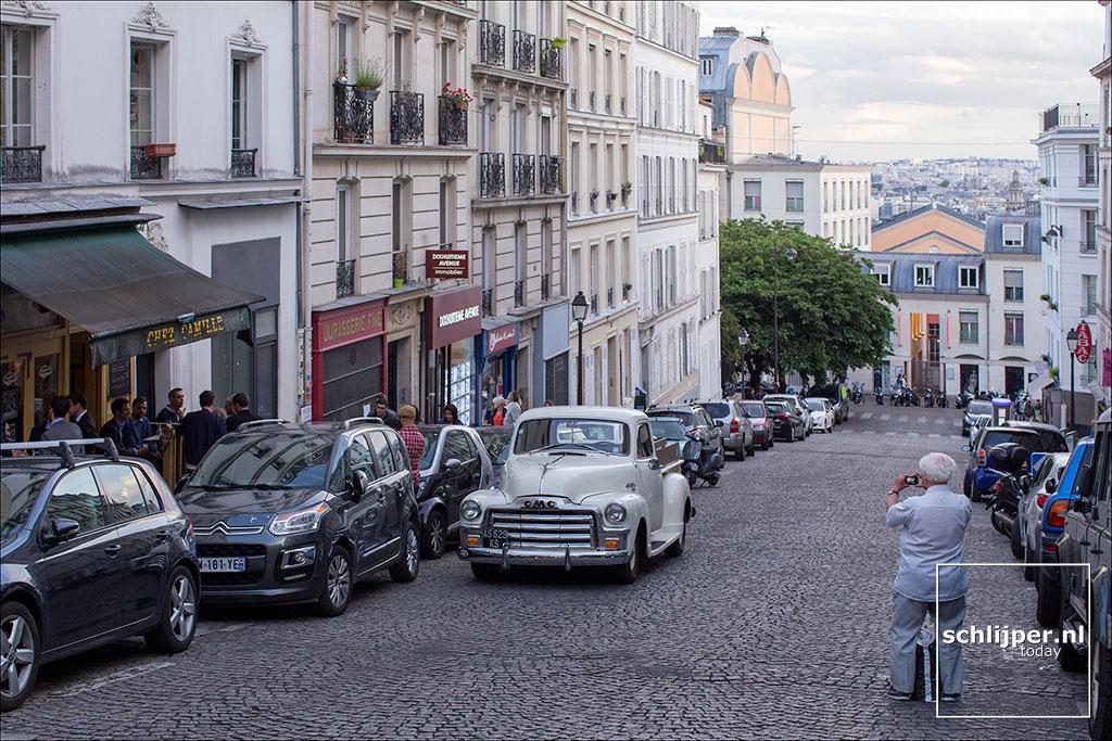 Frankrijk, Parijs, 29 juni 2017