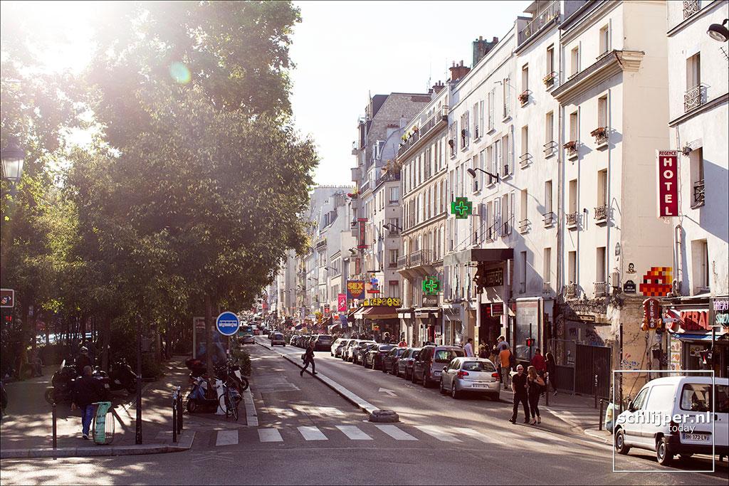 Frankrijk, Parijs, 1 juli 2017
