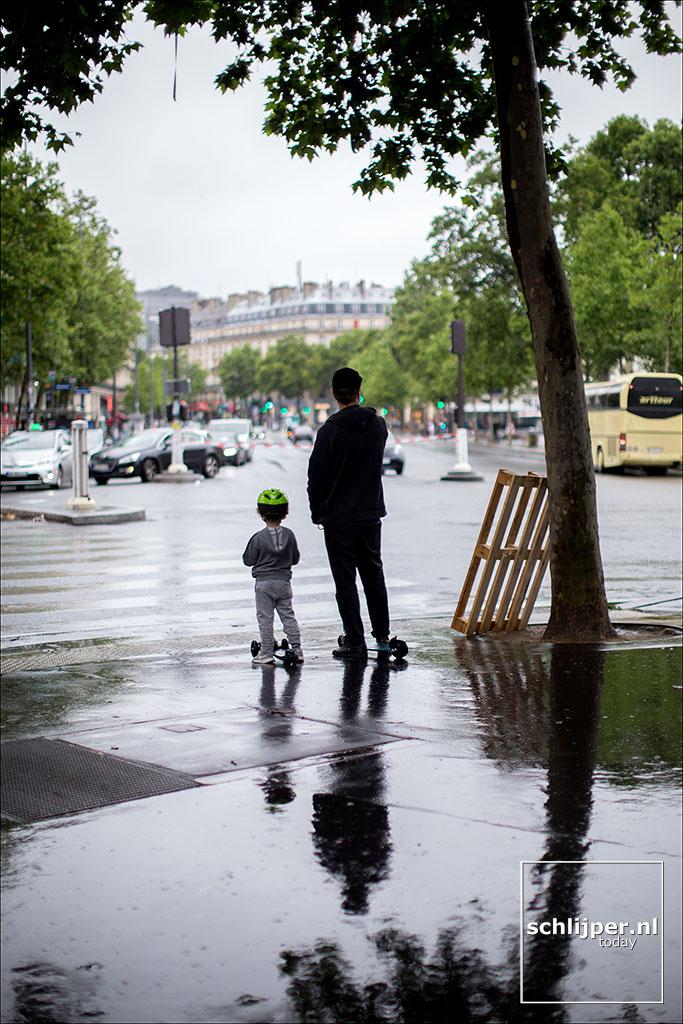 Frankrijk, Parijs, 2 juli 2017