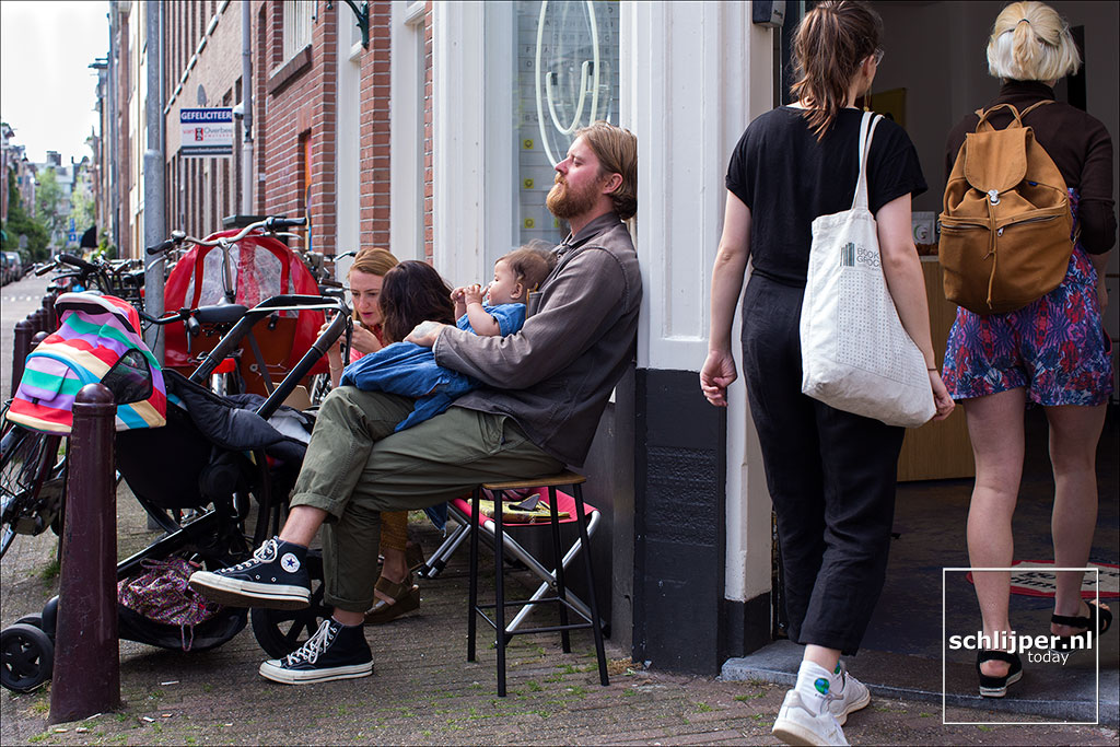 Nederland, Amsterdam, 4 juli 2017