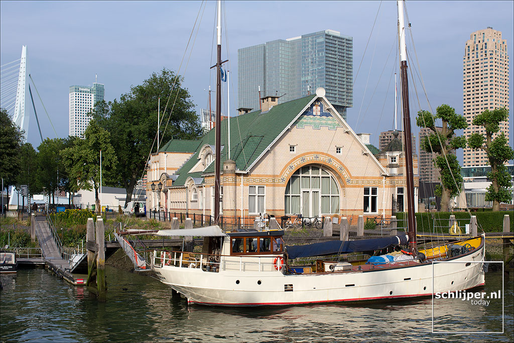 Nederland, Rotterdam, 4 juli 2017