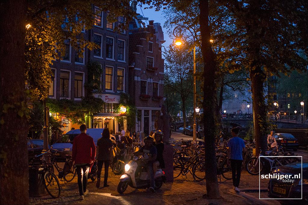 Nederland, Amsterdam, 5 juli 2017