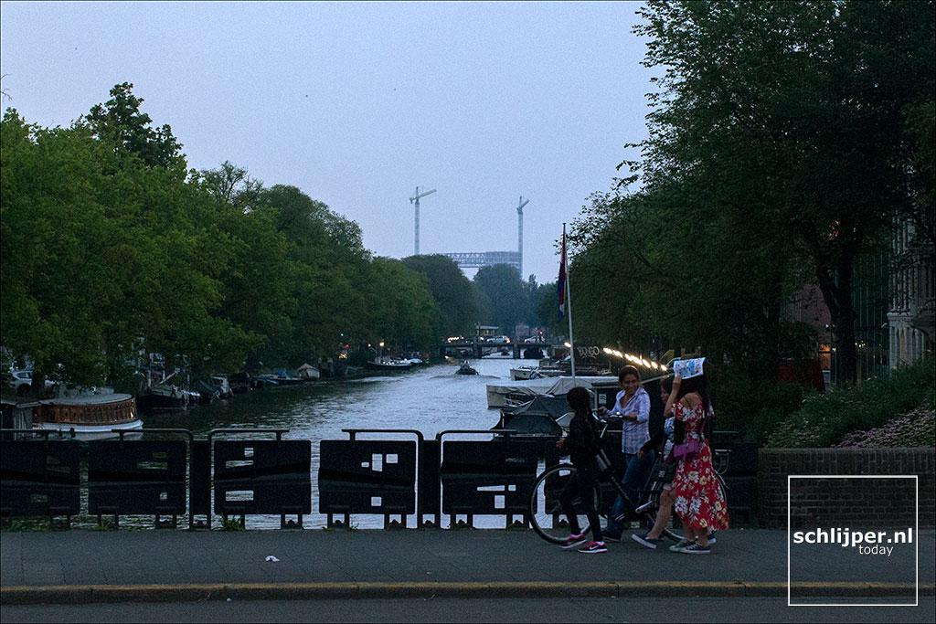 Nederland, Amsterdam, 6 juli 2017