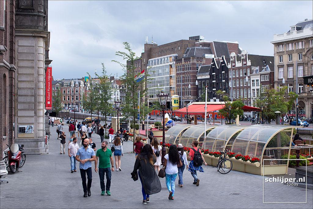 Nederland, Amsterdam, 8 juli 2017