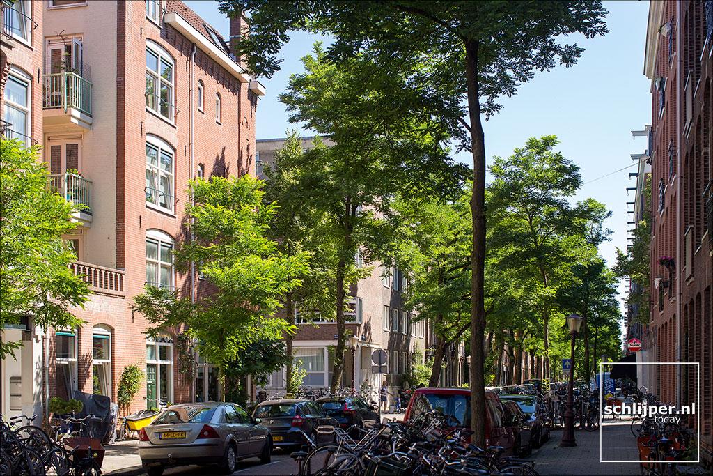 Nederland, Amsterdam, 9 juli 2017