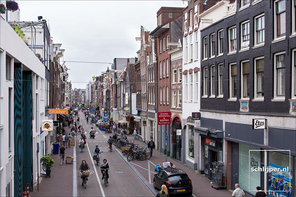 Nederland, Amsterdam, 10 juli 2017