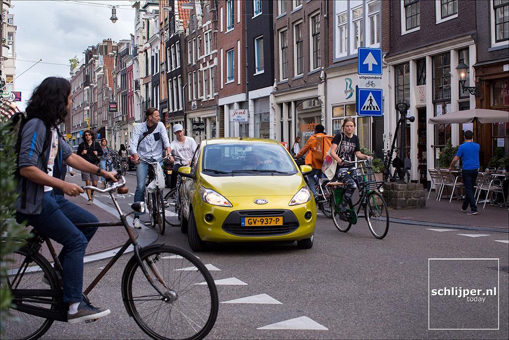 Nederland, Amsterdam, 11 juli 2017