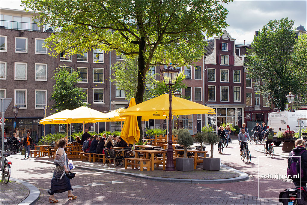 Nederland, Amsterdam, 12 juli 2017