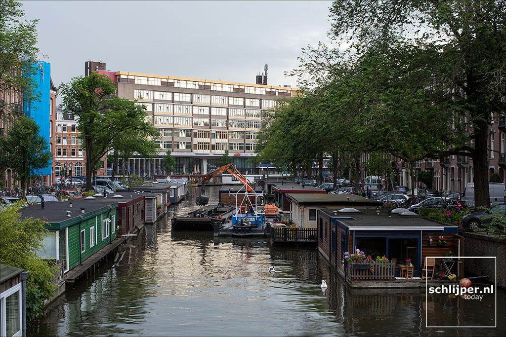 Nederland, Amsterdam, 14 juli 2017