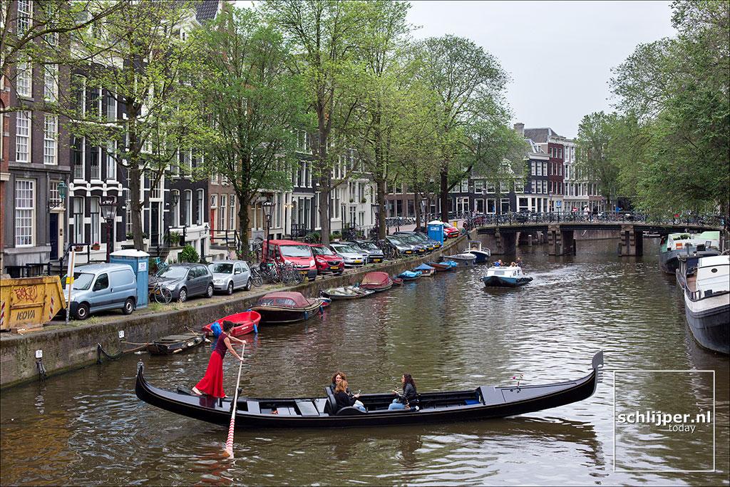 Nederland, Amsterdam, 15 juli 2017
