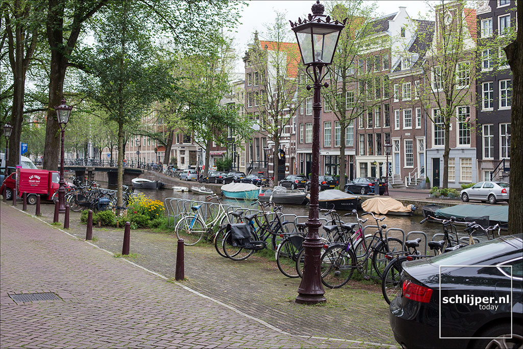Nederland, Amsterdam, 16 juli 2017