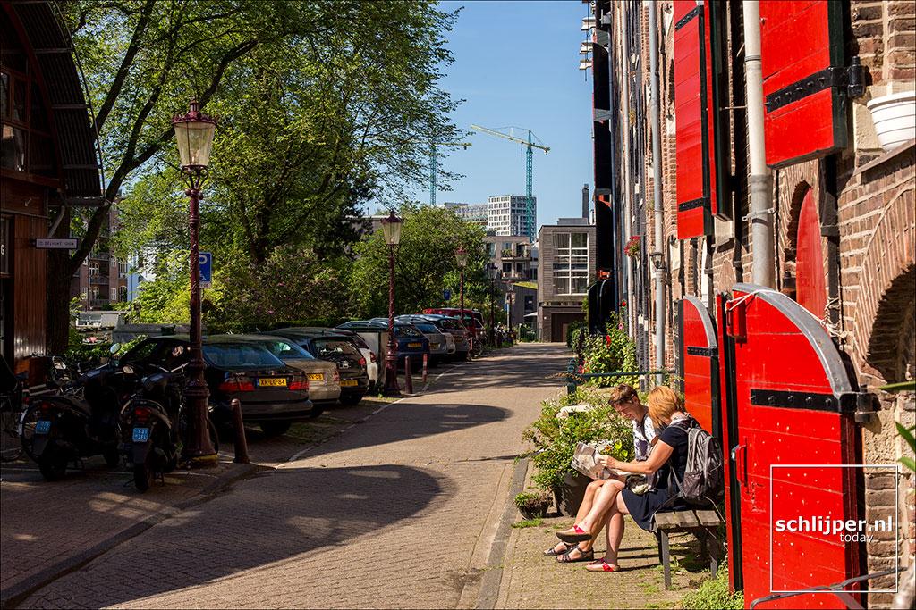 Nederland, Amsterdam, 17 juli 2017