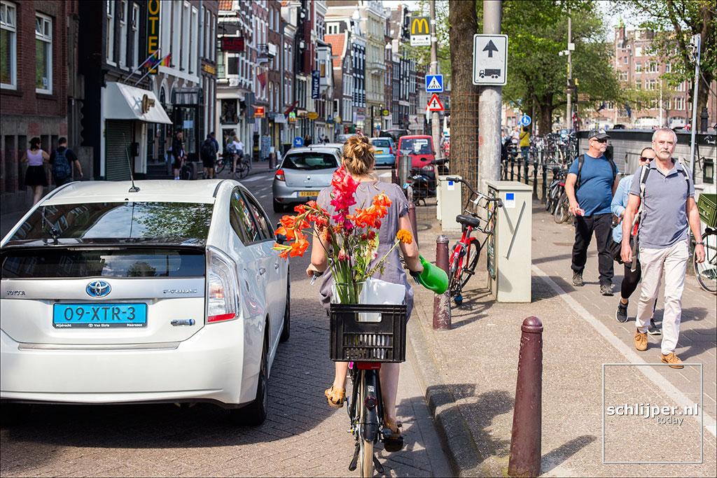 Nederland, Amsterdam, 18 juli 2017