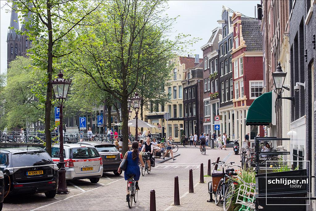 Nederland, Amsterdam, 19 juli 2017
