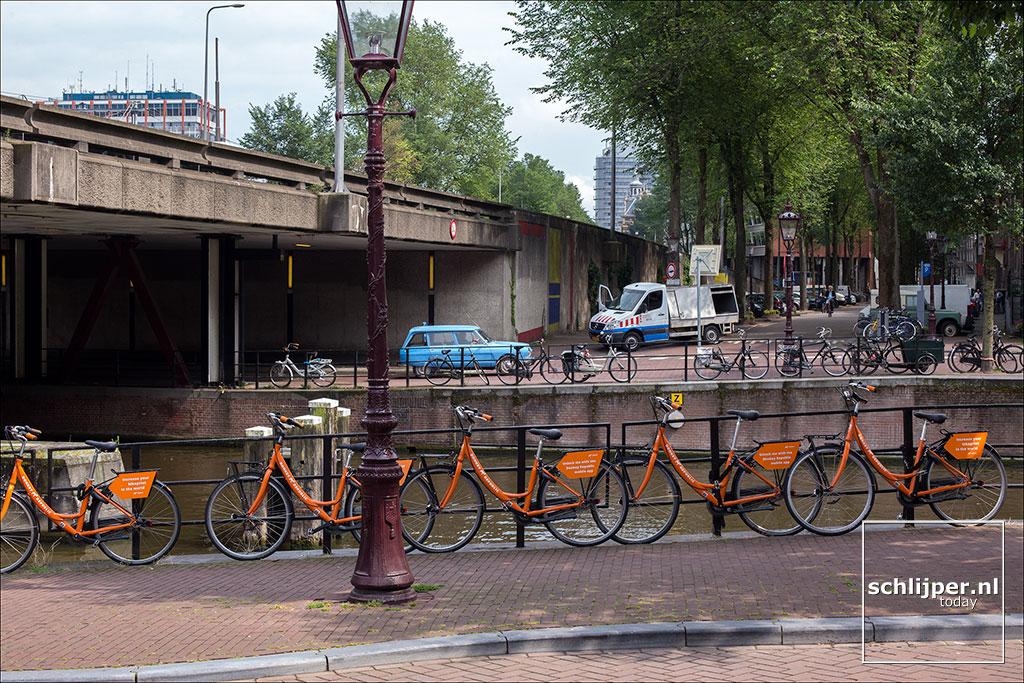 Nederland, Amsterdam, 20 juli 2017
