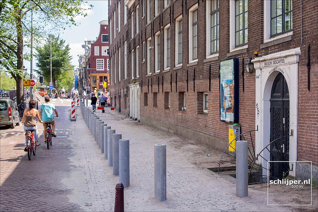 Nederland, Amsterdam, 21 juli 2017