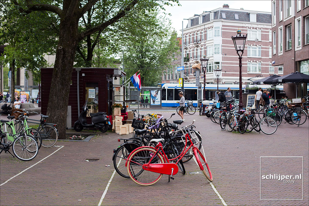 Nederland, Amsterdam, 22 juli 2017